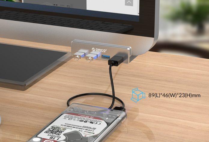 ORICO USB 3.0 Hub, recensione del piccolo HUB USB 3.0 per iMac