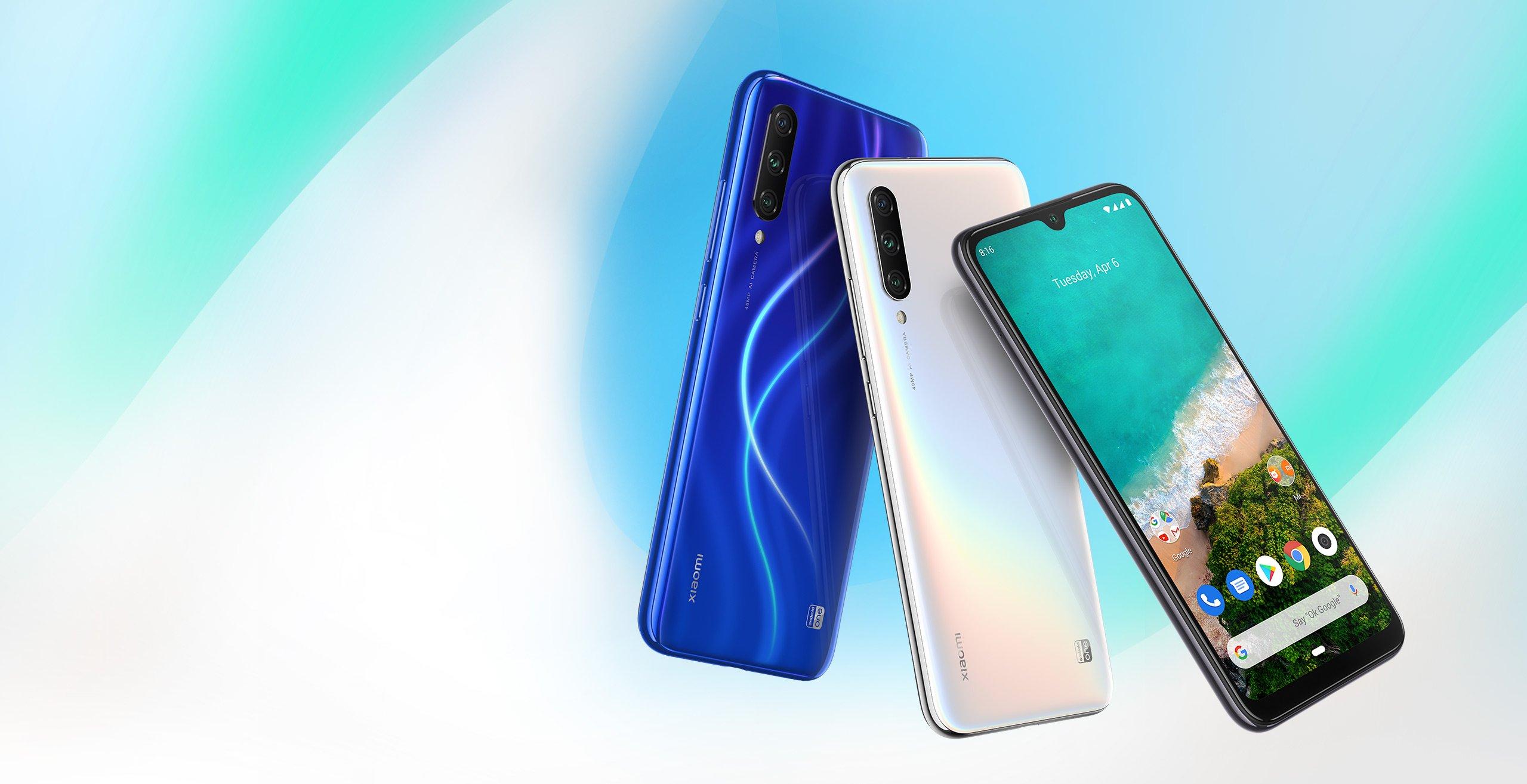 Xiaomi Mi A3 è ufficiale a 249 euro