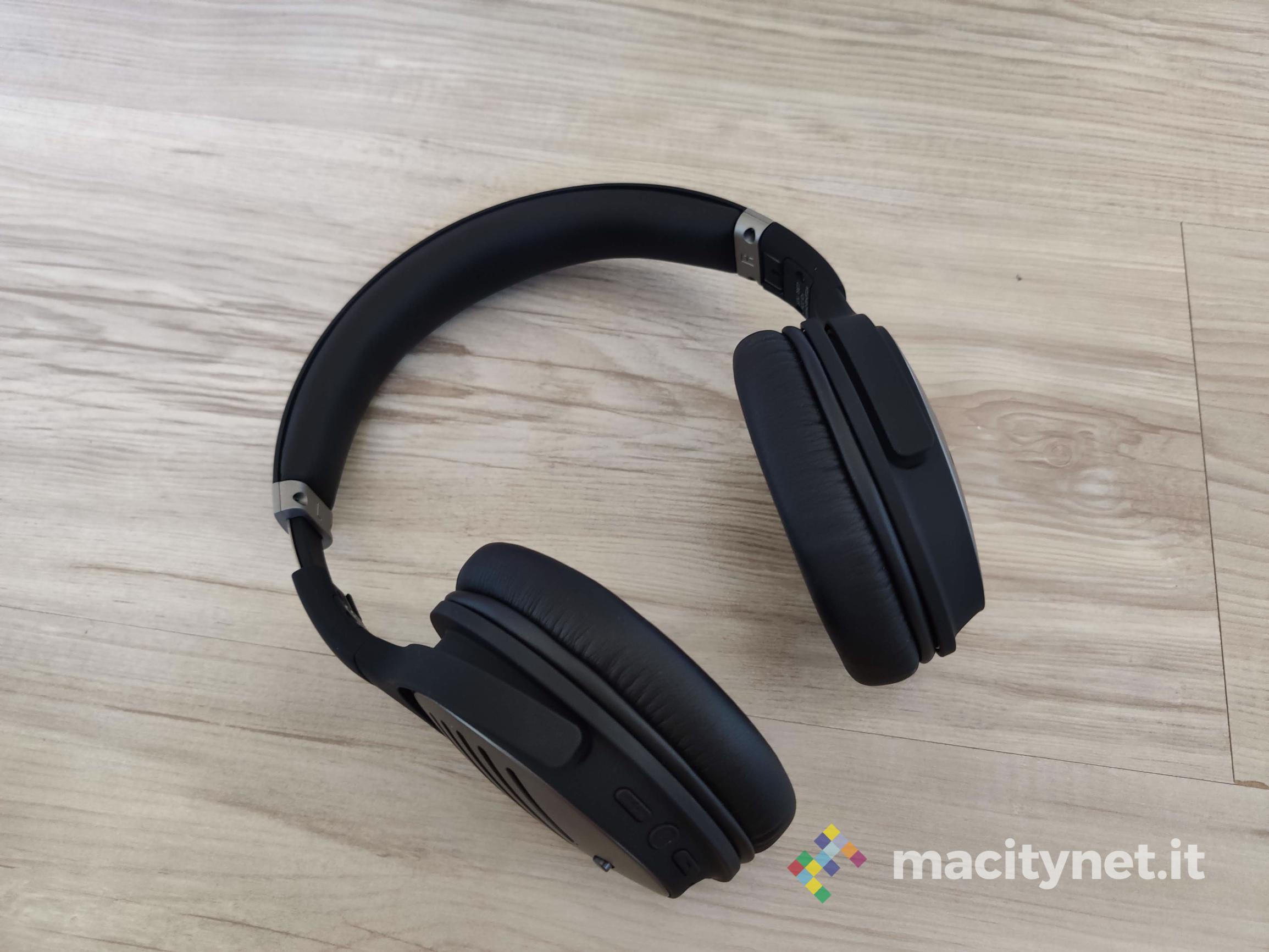 Recensione cuffie a cancellazione del rumore attiva MPOW H16: incredibili