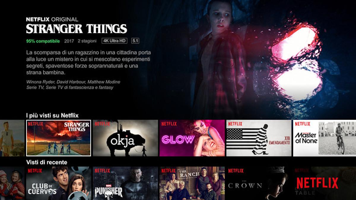 Per Netflix, calo degli abbonamenti: sul gigante dello streaming arriva l'ombra di Apple e Disney