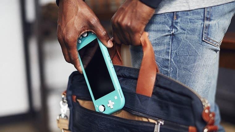 Ecco Nintendo Switch Lite: dal 20 settembre, solo portatile