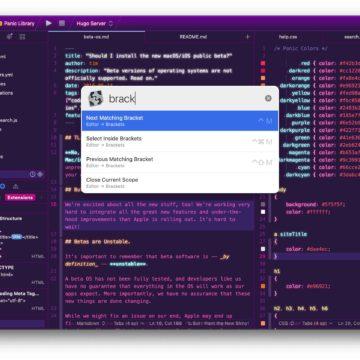 Panic apre al beta testing di Nova, il successore di Coda