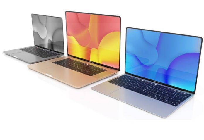 Fornitori Apple prevedono il lancio di nuovi MacBook Pro e MacBook Air a ottobre