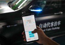 Al primo parcheggio autonomo senza supervisione si accede con un'app