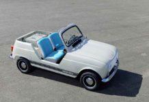 Renault punta all'effetto nostalgia con l'ultima concept car elettrica