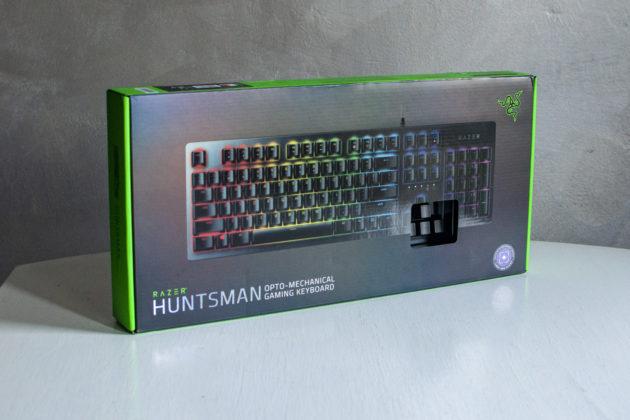 Razer Huntsman, in prova la tastiera Opto-Meccanica (anche) per Mac