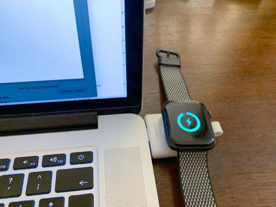 Recensione mini caricabatterie per Apple Watch Ugreen se avete un Apple Watch vi serve…