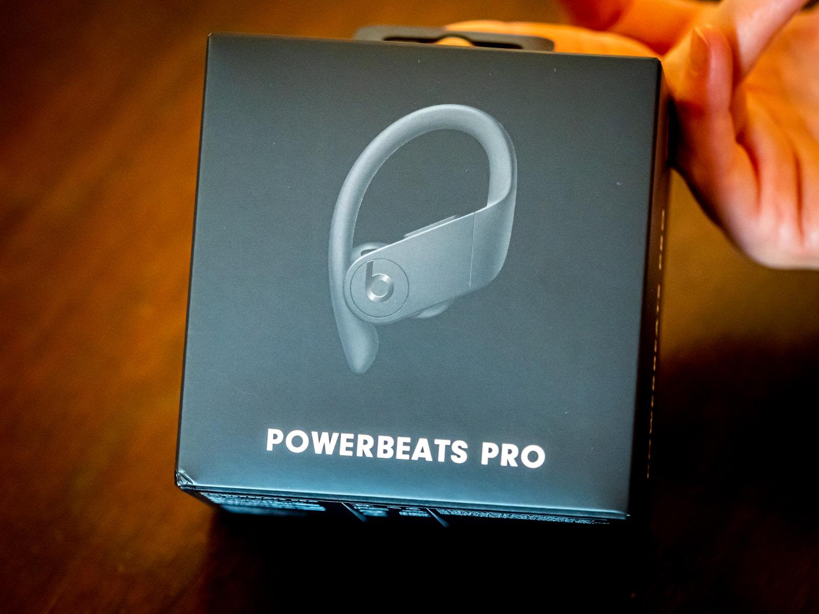 Recensione PowerBeats Pro
