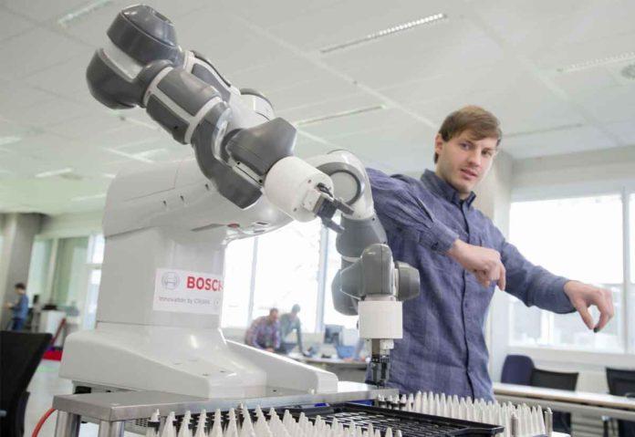 Bosch investe 35 milioni di euro per ricerche nel campo dell'intelligenza artificiale