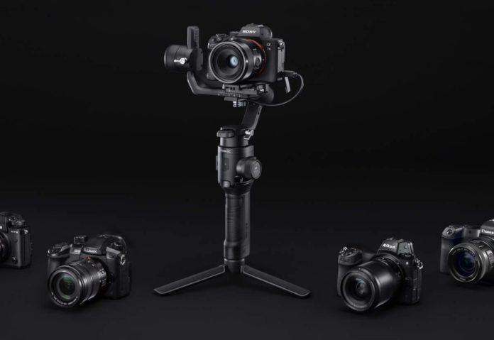DJI presenta Ronin-SC, lo stabilizzatore leggero e smart per fotocamere mirrorless