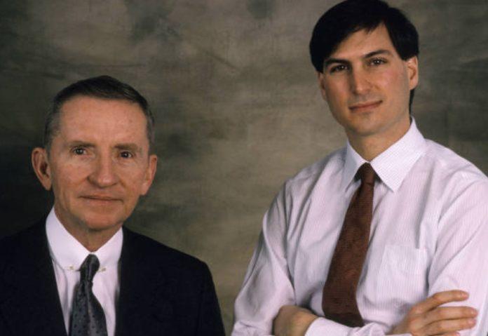 Addio a Ross Perot: il magnate texano fu il primo ad investire in Next