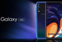 Samsung Galaxy A60, l'eccellente full screen a 4 fotocamere in offerta a 195 €