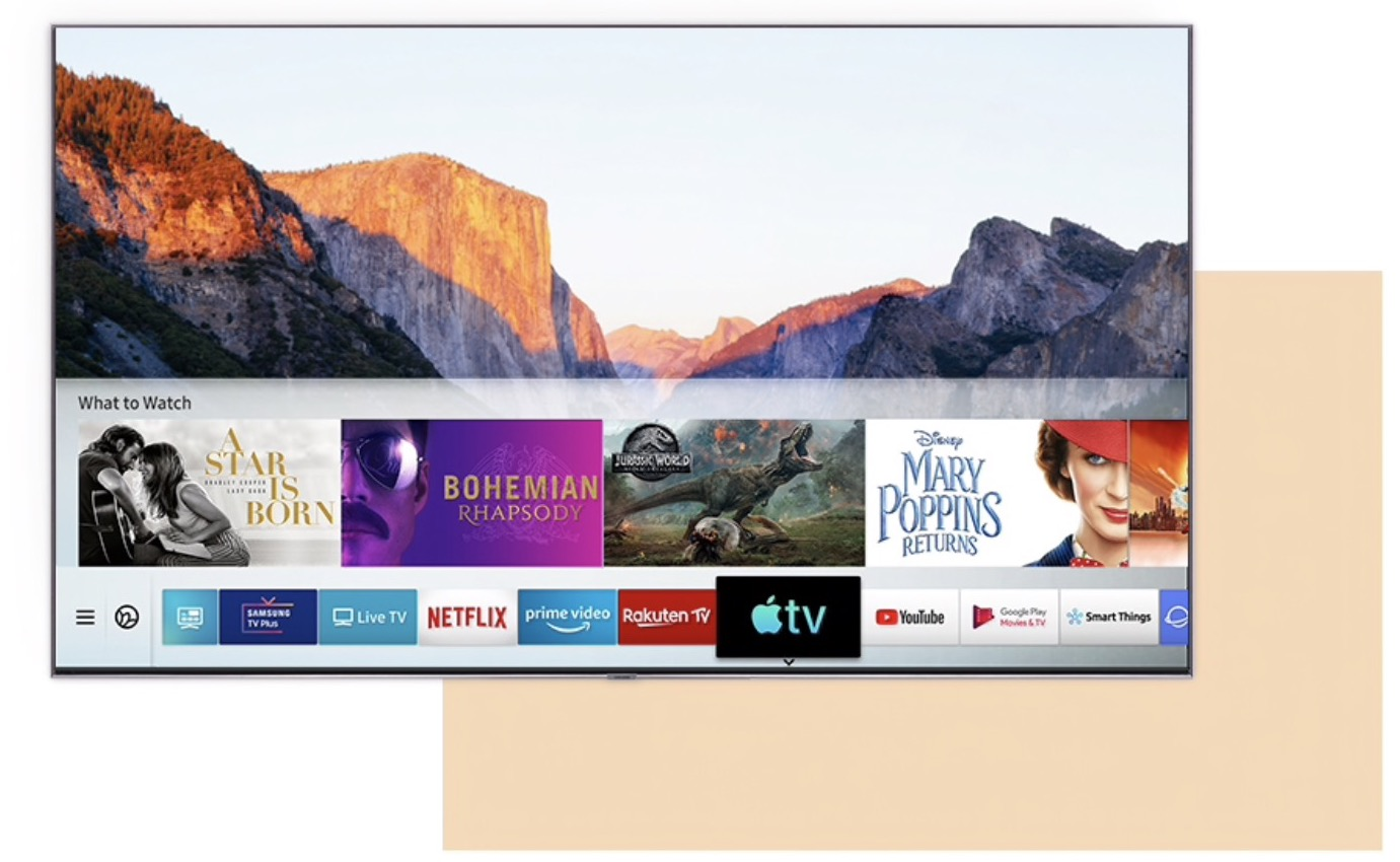 I TV Samsung con Airplay 2 e app Apple TV in sconto Prime Day