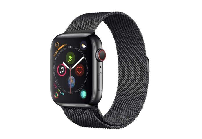Amazon liquida gli Apple Watch 4 Cellular in acciaio: sconto del 40%