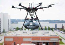 SEAT inaugura la consegna di ricambi via drone