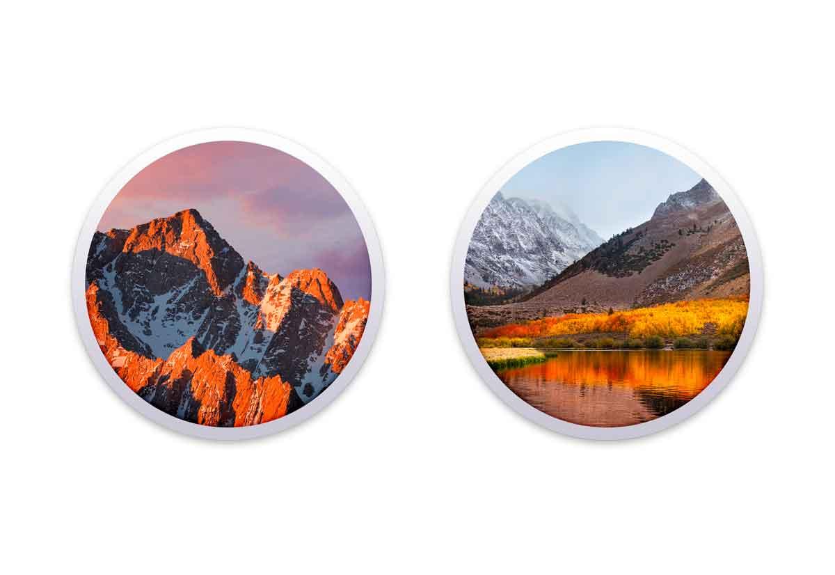 Aggiornamenti di sicurezza macOS Sierra e High Sierra