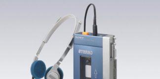 I primi quarant'anni del Walkman