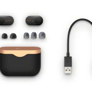 Sony WF-1000XM3 sono i nuovi auricolari con zero fili e zero rumori