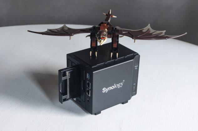 Synology DiskStation DS419slim, recensione del NAS rubriko