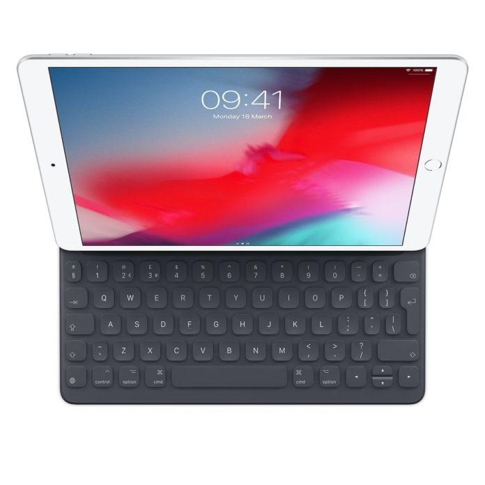 In futuro più tasti per la tastiera iPad e iPhone