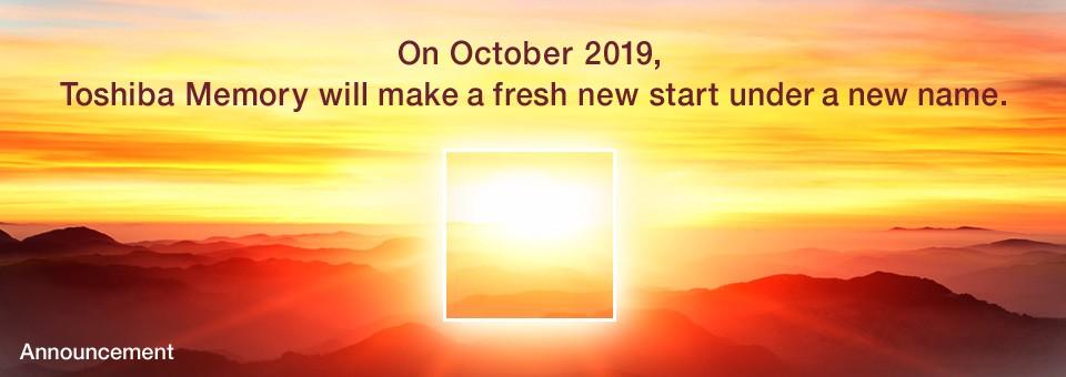 "A ottobre Toshiba Memory cambia nome e diventa ""Kioxia"""