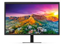 Il monitor UltraFine 5K di LG a 1399 € sull'Apple Store online