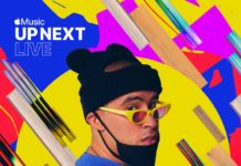 Apple Music porta questa estate gli 'Up Next Live' in varie città