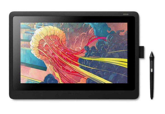 In distribuzione anche in Italia il display interattivo Wacom Cintiq 22