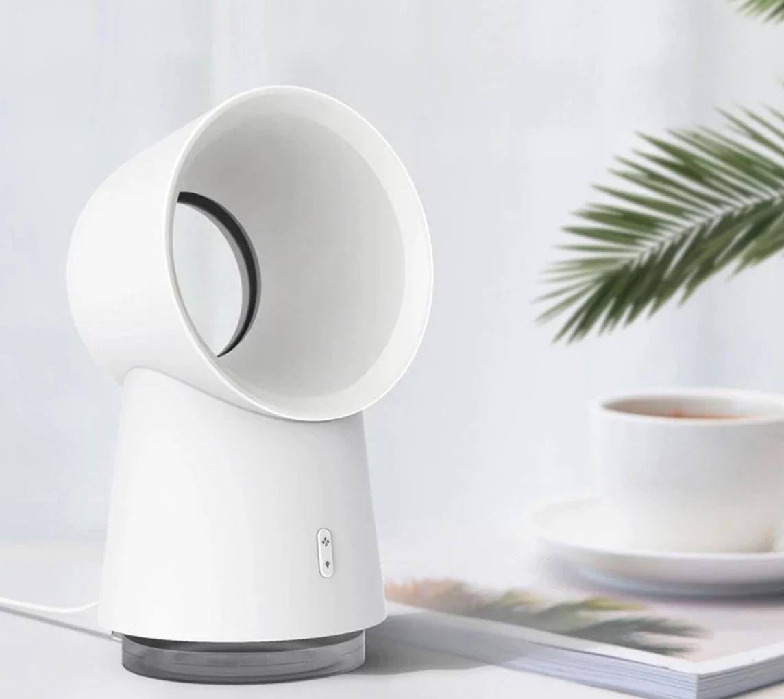 Ventilatore, umidificatore e luce: il 3-in-1 Xiaomi a 33 euro