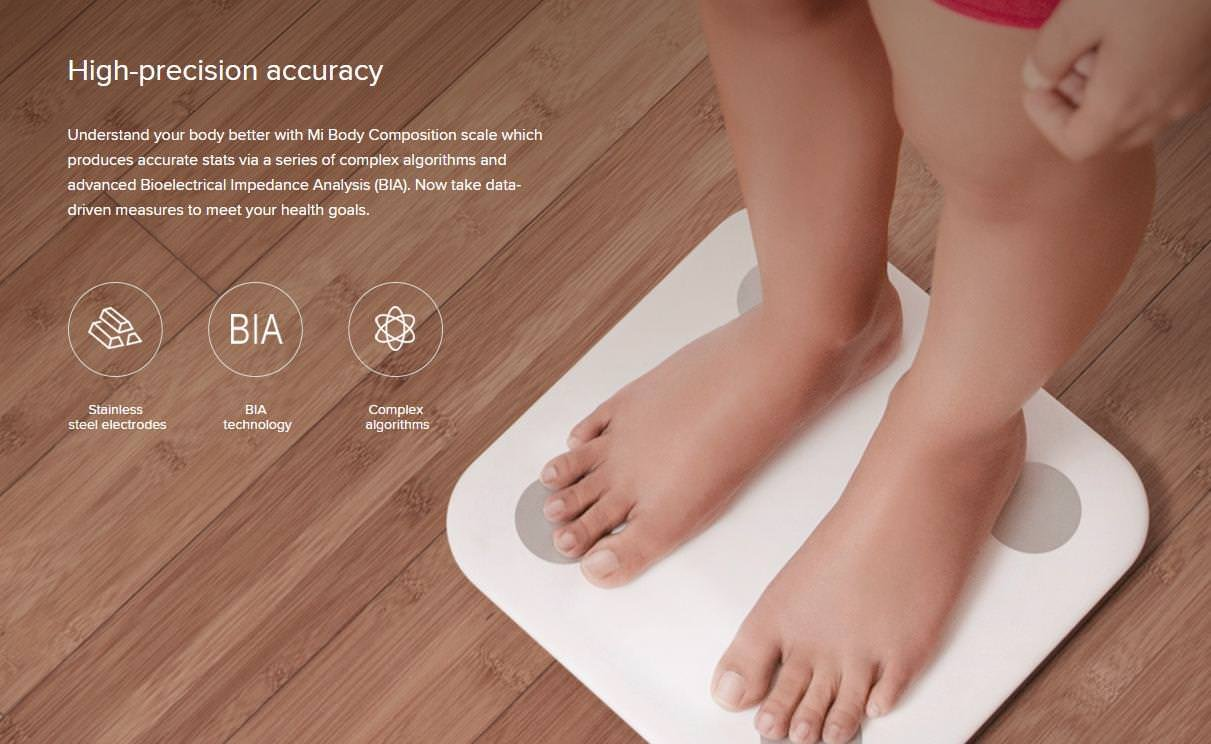 "Xiaomi Mi Smart Scale 2, la bilancia smart dal prezzo ""light"": solo 22 euro"
