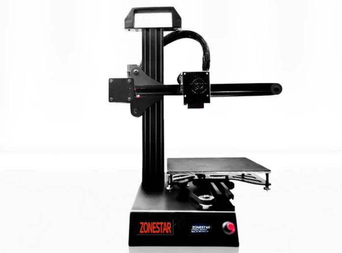 Zonestar Z6, la stampante 3D a meno di 100 euro