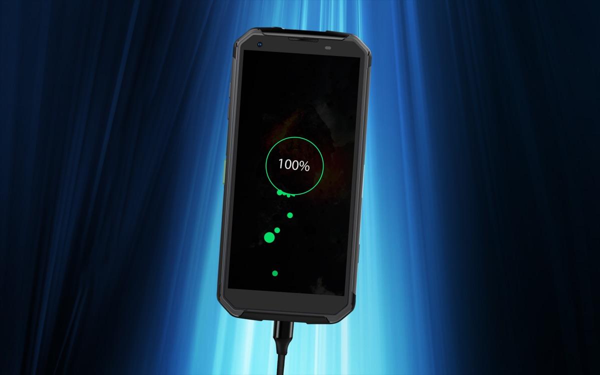 Blackview BV9500 Plus, lo smartphone con super-batteria a soli 219,99 dollari