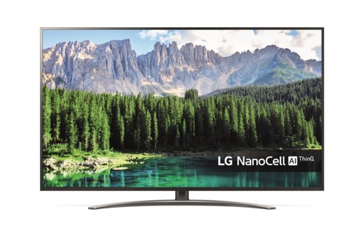 Con le TV LG NanoCell in regalo soundbar o speaker per audio da cinema