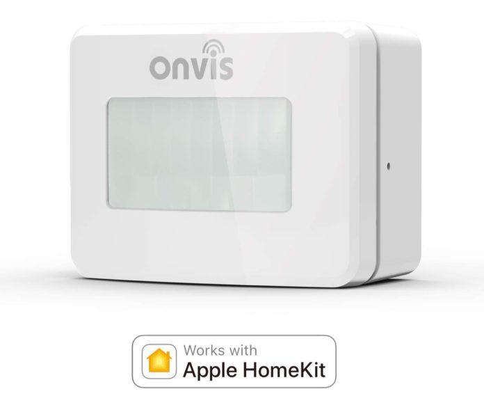 Onvis SMS1, il sensore di movimento HomeKit che misura temperatura e umidità