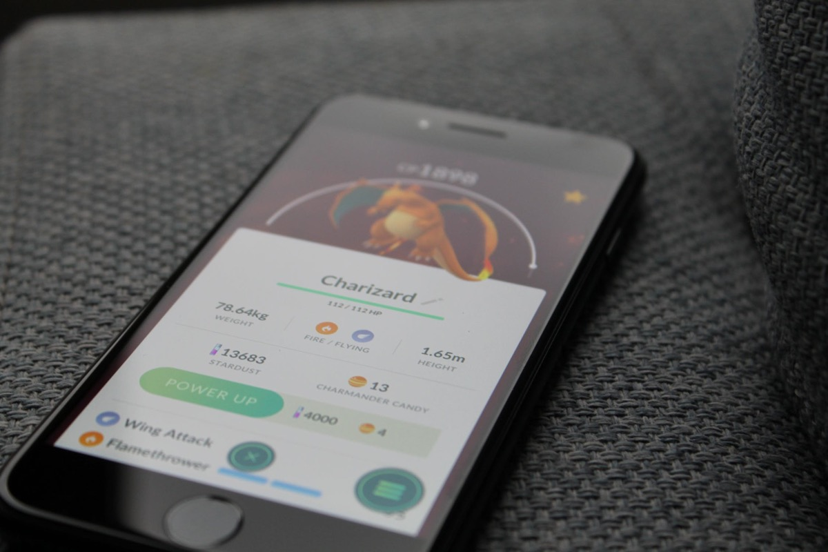 Pokémon Go è stato scaricato un miliardo di volte