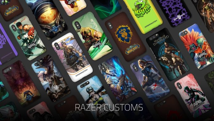 razer custom