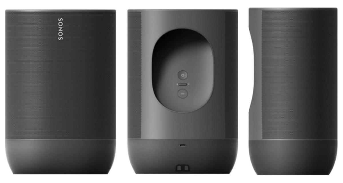 Sonos Move svelato, in rete le prime foto pubblicitarie ufficiali