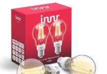 Le lampade LED Smart a filamento di Innr sono su Amazon