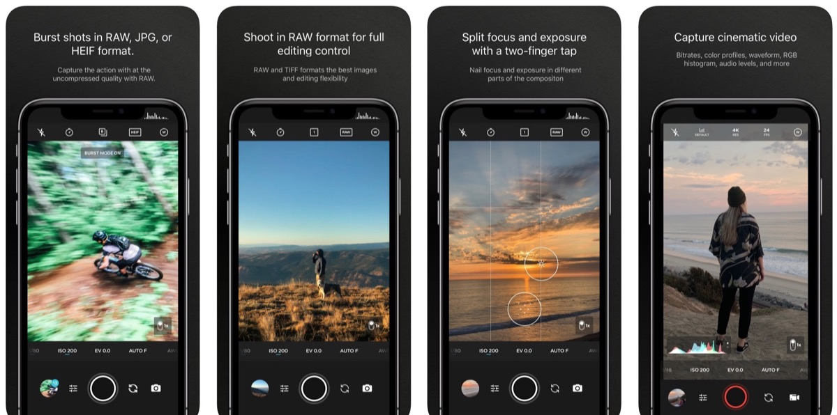 L'app Moment Pro Camera trasforma iPhone e iPad in una reflex digitale