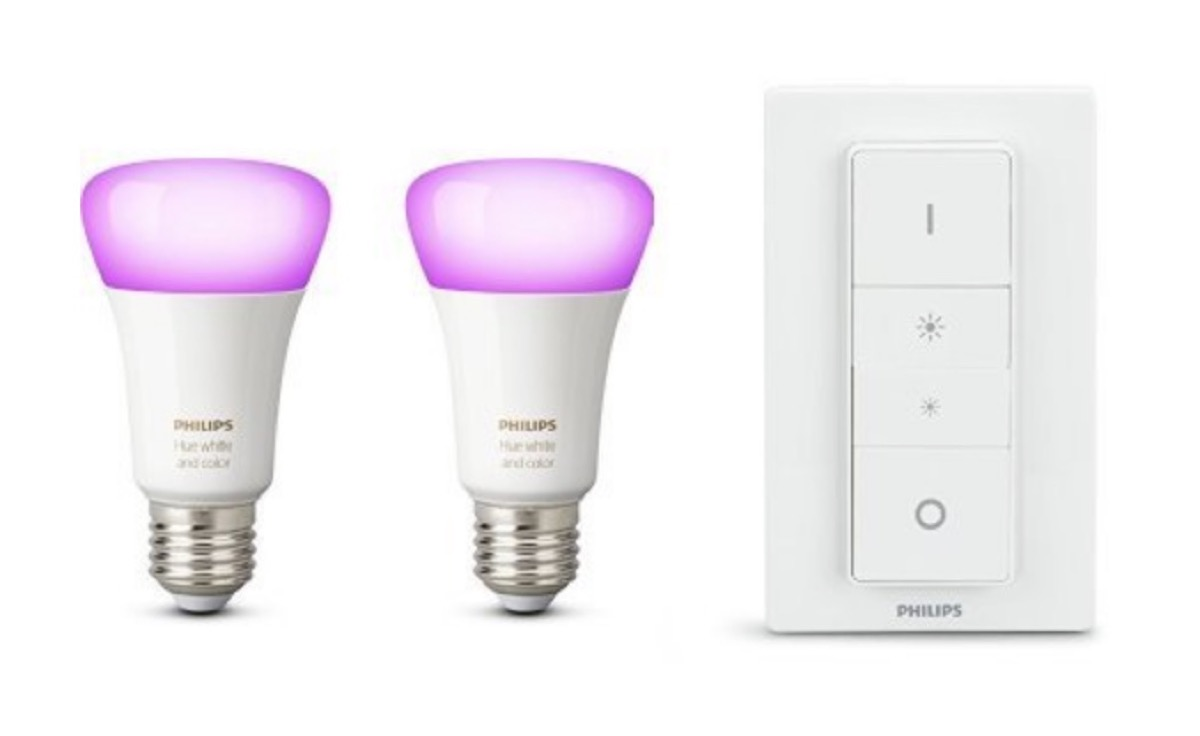 Offerta Philips Hue: due kit su Amazon per chi comincia o espande Alexa, Homekit, Assistente Google