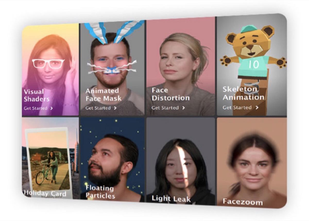 Con Spark AR Studio chiunque può creare filtri AR per Instagram