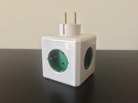 Recensione GOCOMMA 1202, la multipresa Schuko a forma di cubo