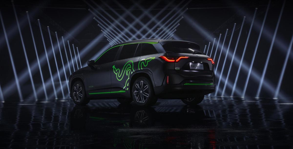 Non solo accessori per videogiocatori: Razer sta progettando un SUV elettrico