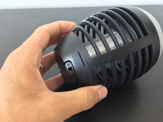 Recensione Hisome Bug Zapper Light, l'anti-zanzare tutto da appendere