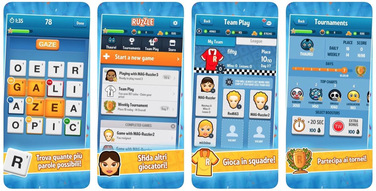 Dieci ottimi giochi per iPhone
