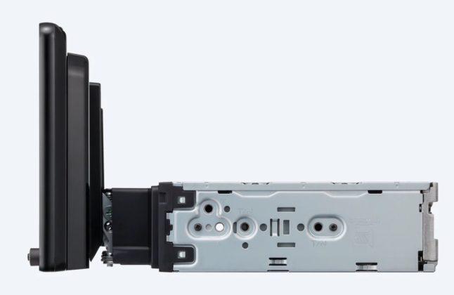 Sony XAV-AX8000 mette Carplay e Android Auto su qualsiasi automobile