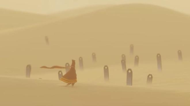 Journey, l'avventura indie di PS3 approda anche su iPhone e iPad
