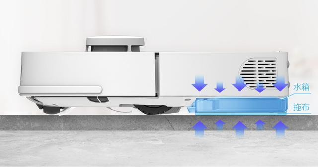 Robot aspirapolvere 360 S7: lava, asciuga e aspira a con codice sconto a 363 euro