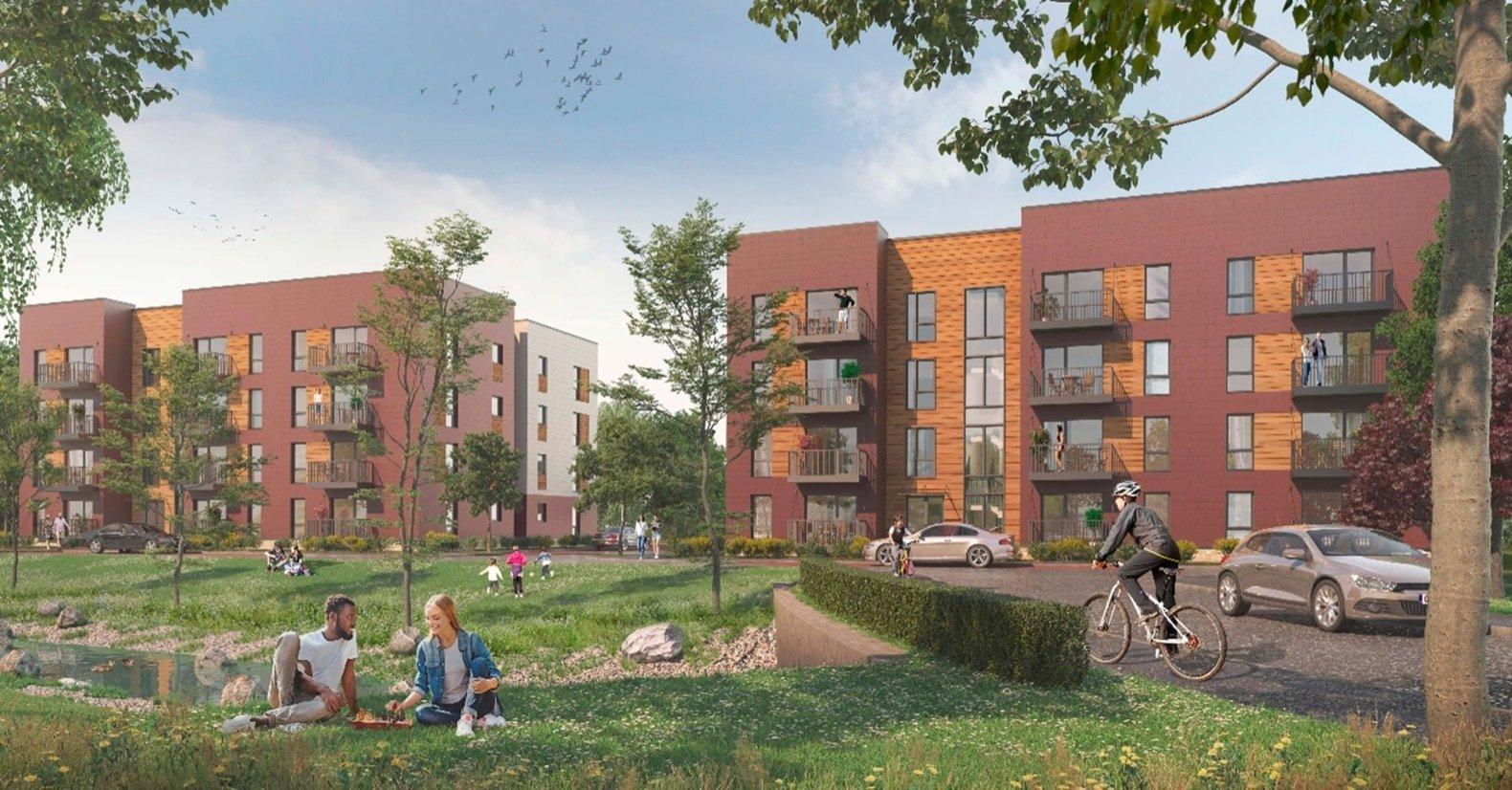 Nel Regno Unito le case-ecosostenibili di Ikea