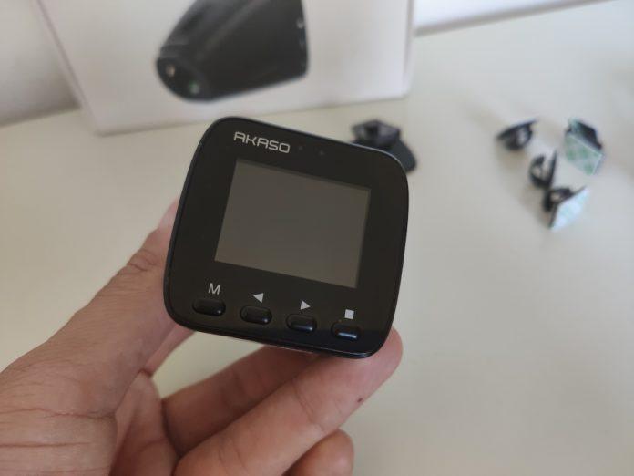 Akaso Dashcam V1, la dashcam con GPS per mettersi in viaggio in sicurezza